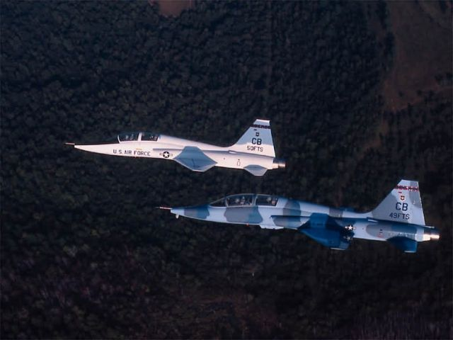 T-38 - AT-38B Picture