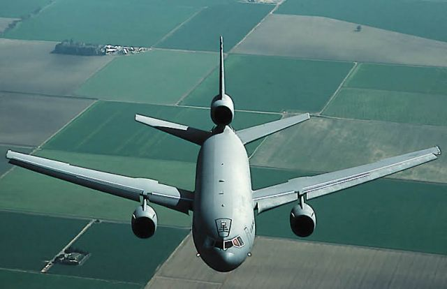 KC-10A Extender - Extender in flight Picture