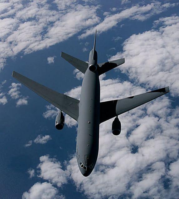 KC-10 Extender - Extender flight Picture