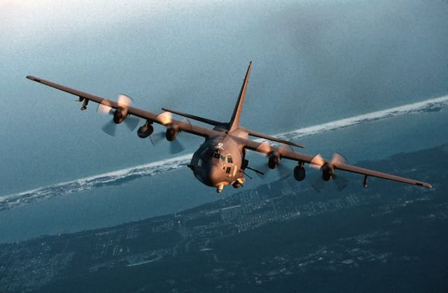AC-130 - Gunship Picture