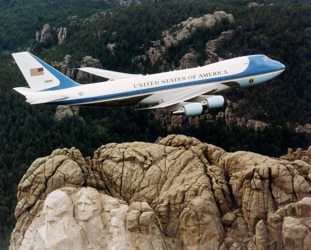 VC-25A - Air Force One Picture