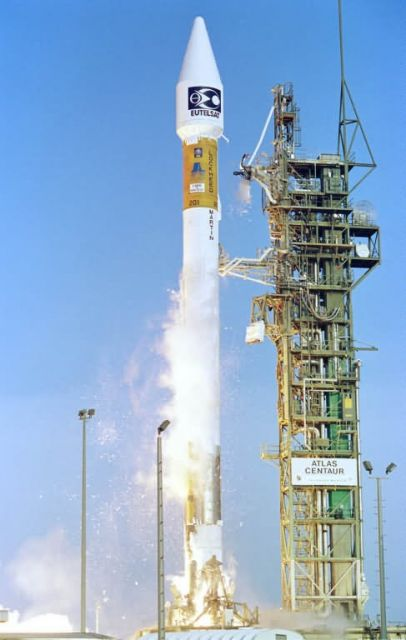An Atlas III space lift vehicle Picture