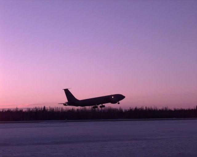 KC-135R - Alaskan refueler Picture
