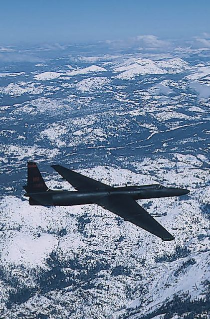 U-2 aircraft - U-2 Dragon Lady Picture