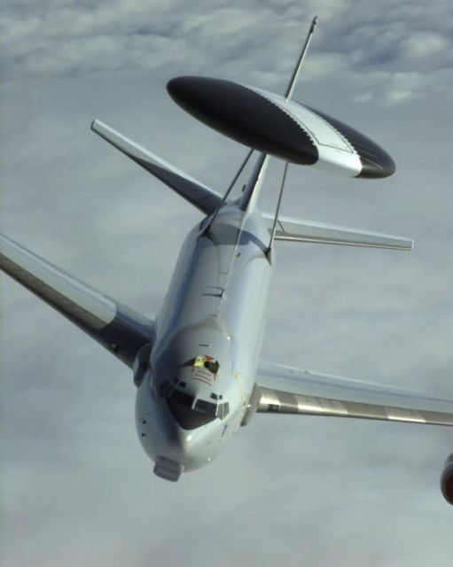 E-3 Sentry - a modified Boeing 707/320 commercial airframe Picture