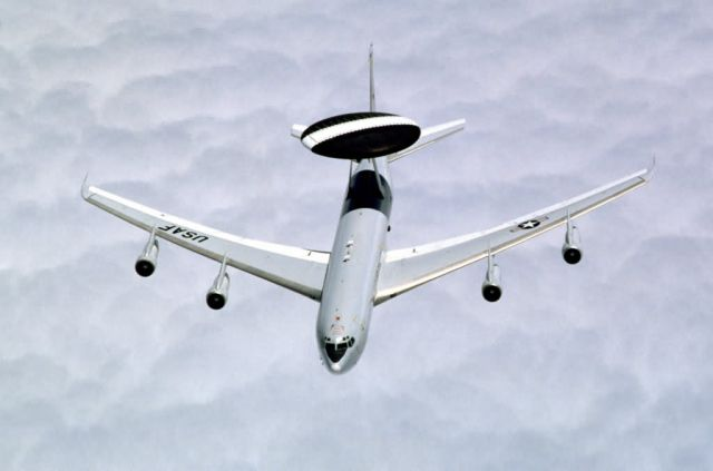 KC-10A Extender - Sentry Picture