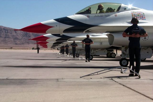 Thunderbirds - Mission Continues Picture