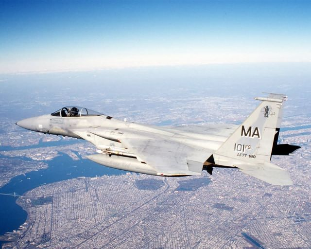 F-15 Eagle - Noble Eagle Picture