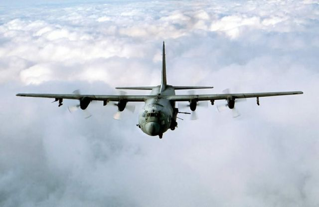 AC-130 - AC-130 Gunship Picture