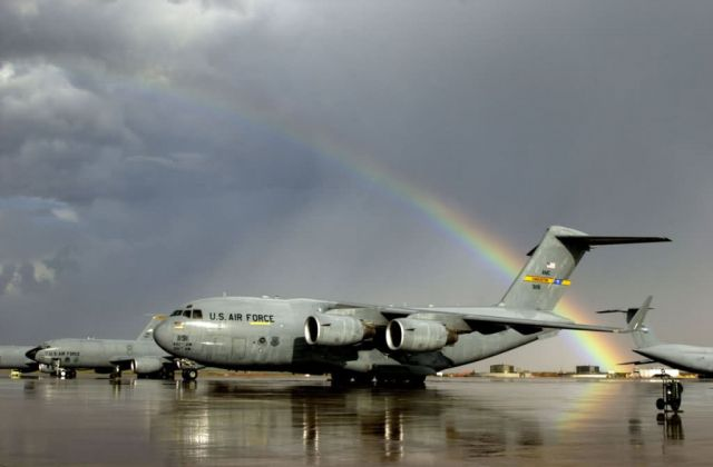 OPERATION ENDURING FREEDOM - Rainbow After Rain Picture