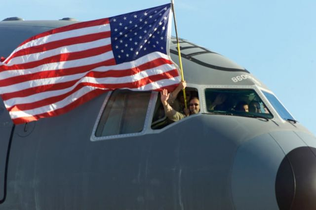KC-10A Extender - Homecoming Picture