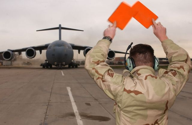 C-17A Globemaster III - Camp Stronghold Freedom Picture