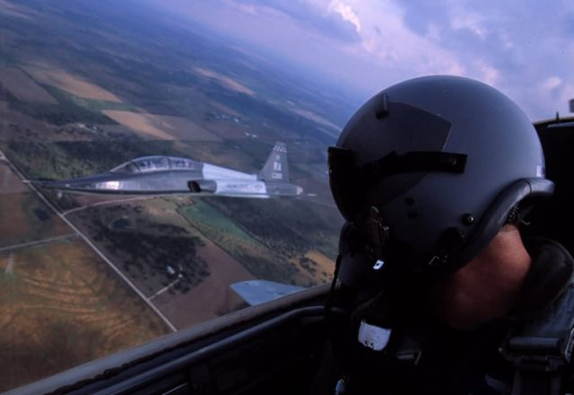 T-38A Talon - Flight school Picture