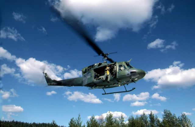 UH-1N - UH-1N Huey Picture
