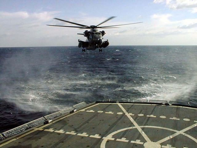 MH-53J Pave Low - Medical evacuation Picture