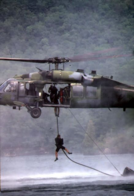 HH-60G - Pave Hawk Picture