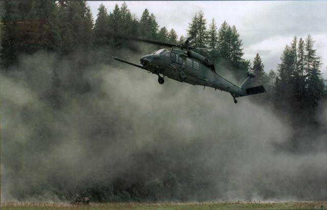 HH-60G Pave Hawk - Pave Hawk Picture