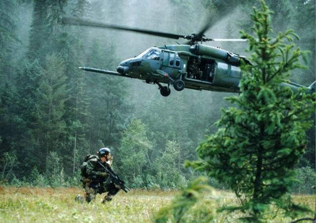 HH-60G Pave Hawk - HH-60G Pave Hawk Picture