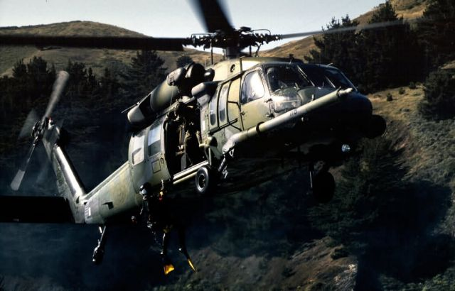 HH-60G Pave Hawk - Low and slow Picture