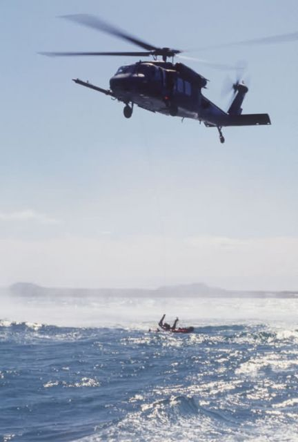 HH-60G Pave Hawk - Icy rescue Picture