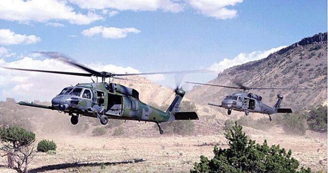 HH-60G Pave Hawk - Pave Hawks Picture