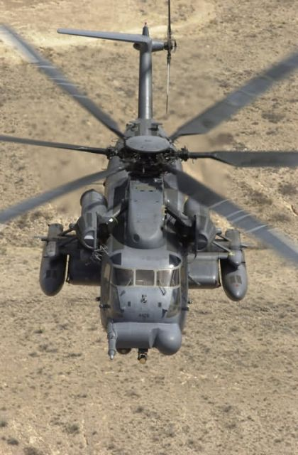 MH-53J Pave Low III - Pave Low Picture