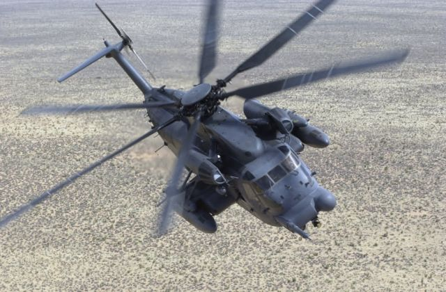 MH-53J Pave Low IIIE - Training mission Picture