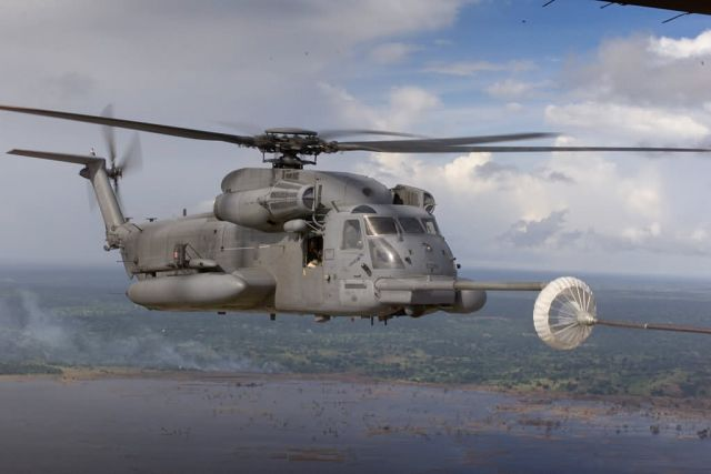 MH-53M Pave Low IV - Atlas Response Picture