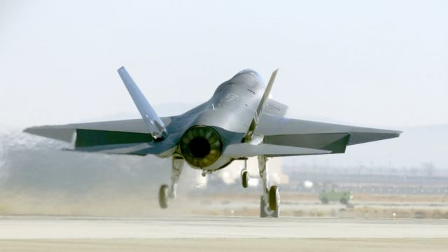 X-35C - X-35C Joint Strike Fighter Picture