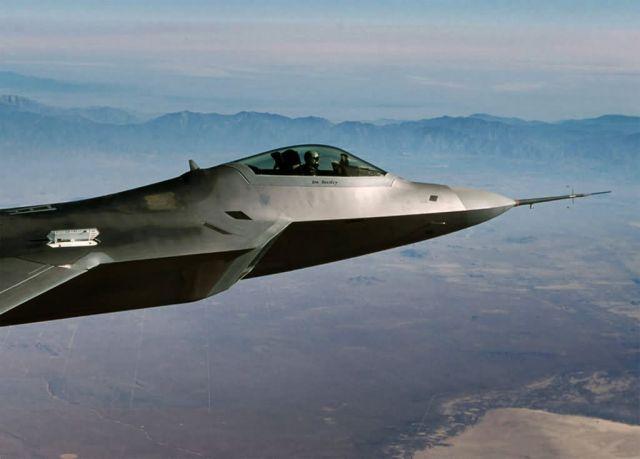 M61A2 - F/A-22 Raptor Picture