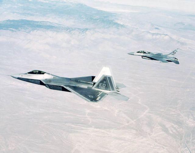 F/A-22 Raptor - F/A-22 Raptor 4002 Picture