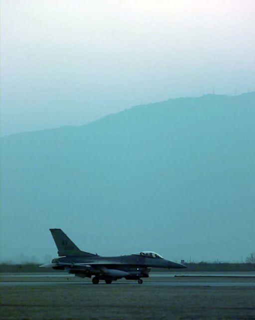 F-16 Fighting Falcon - Strike mission Picture