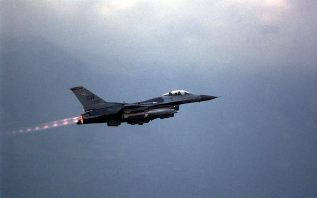 F-16 Fighting Falcon - F-16 Fighting Falcon Picture