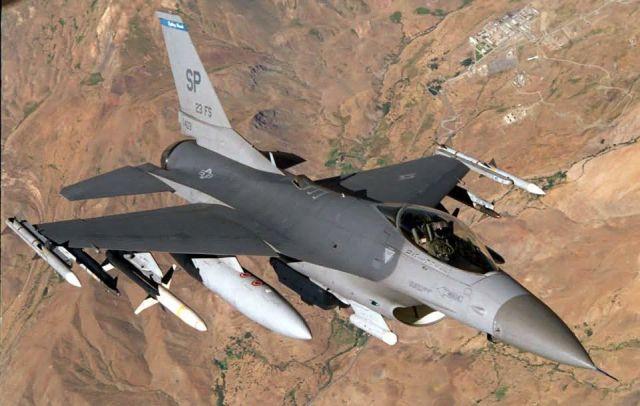 F-16 Fighting Falcon - F-16 Fighting Falcon Picture
