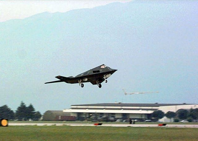 F-117 Nighthawk - Nighthawk Picture