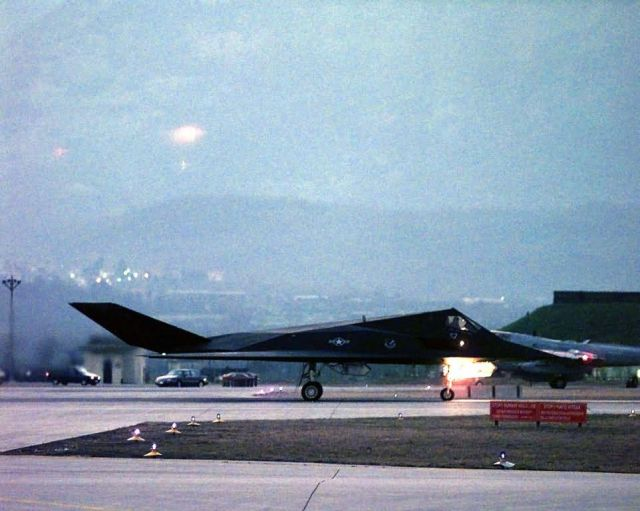 F-117 Nighthawk - Good to go Picture