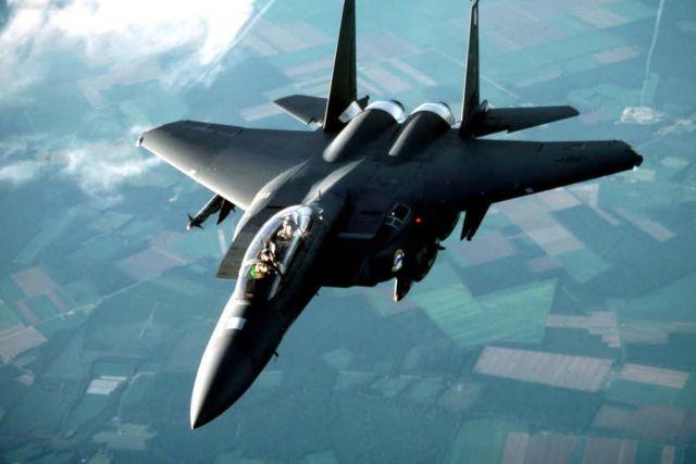F-15 Eagle - Eagle Picture