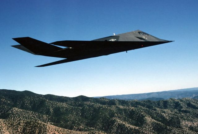 F-117A Nighthawk - Iron Knights Picture