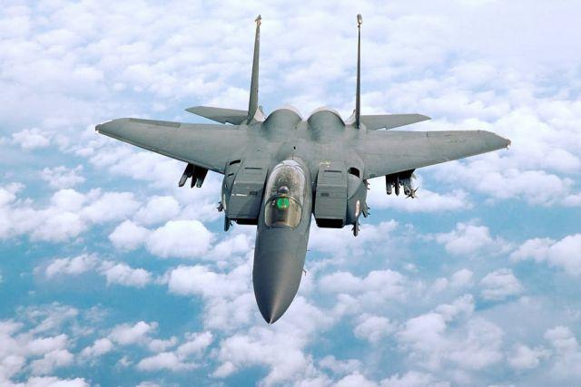 F-15E Strike Eagle - F-15E Picture