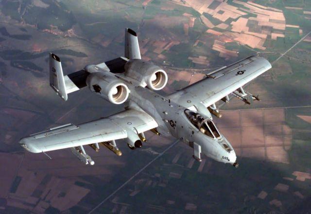 A-10 Thunderbolt II - Warthog Picture