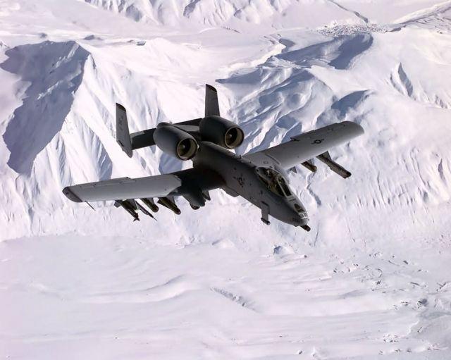 A-10 Thunderbolt II - Alaskan Thunderbolt Picture