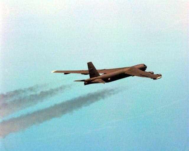 B-52H Stratofortress - Combat mission Picture
