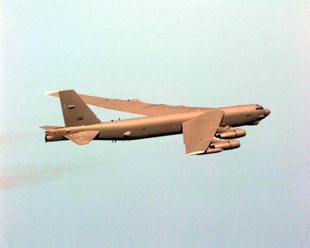 B-52H Stratofortress - B-52H Stratofortress Picture