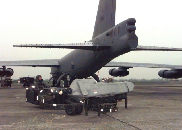 B-52H Stratofortress - Buff cruise missile Picture
