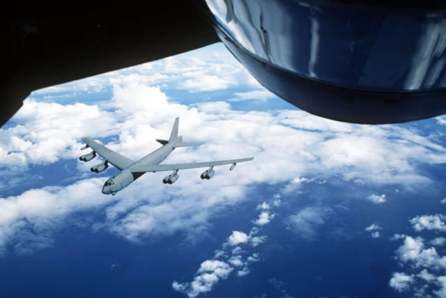 B-52H - Mine layer Picture