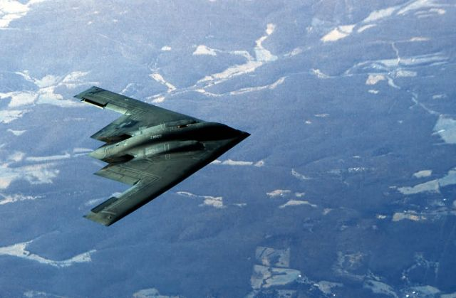 B-2 Spirit bomber - Cruising Spirit Picture