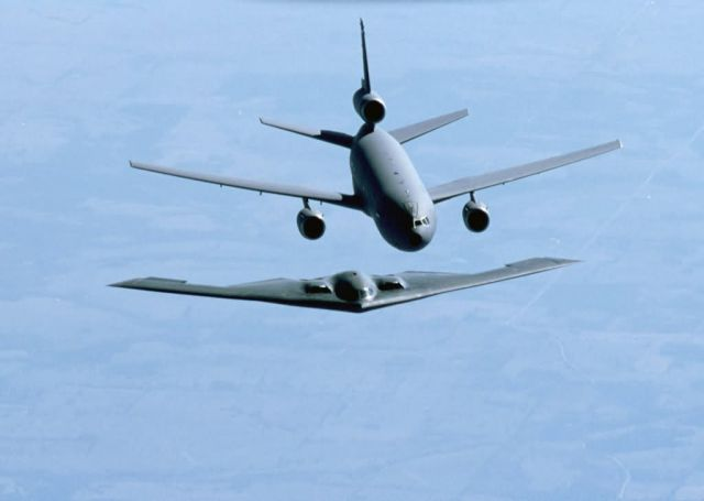 KC-10A Extender - Ready to gas and go Picture