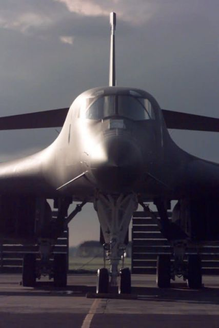 B-1B Lancers - Forward deployed Lancers Picture