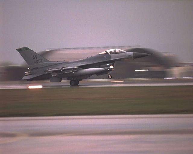 F-16C Fighting Falcon - Mission complete Picture