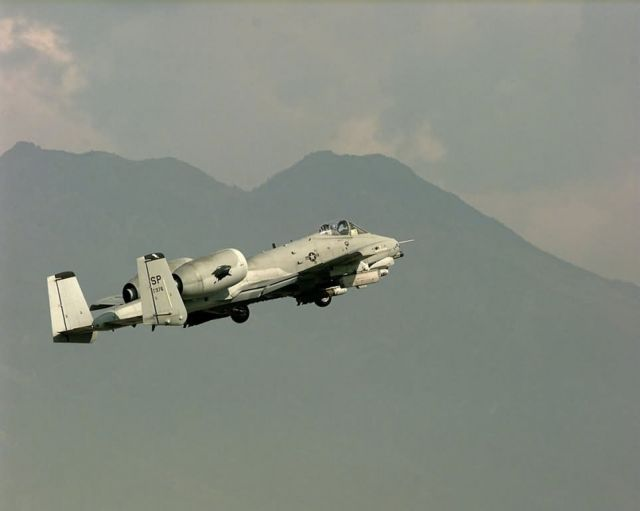 A-10 Thunderbolt II - New mission Picture